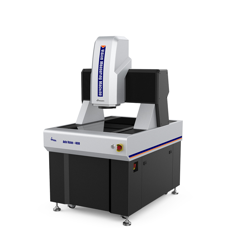 2.5D AutoVision Automatic Video Measuring System