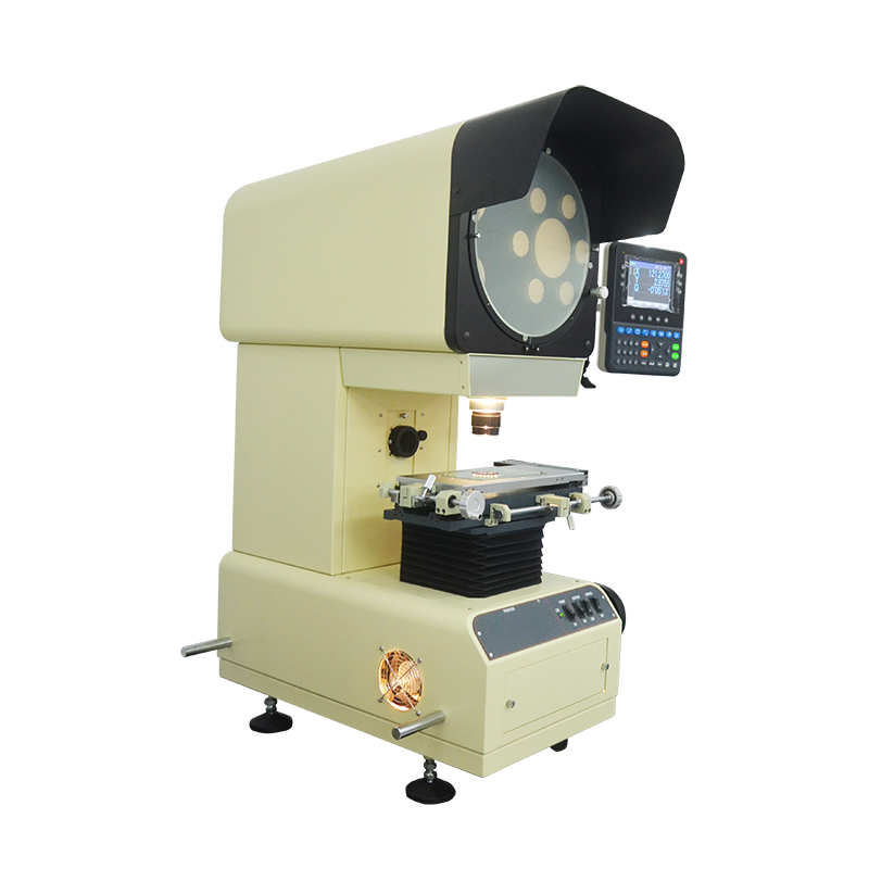 Digital Profile Projector ø300mm Comparator  VT12-1510 DRO DP400