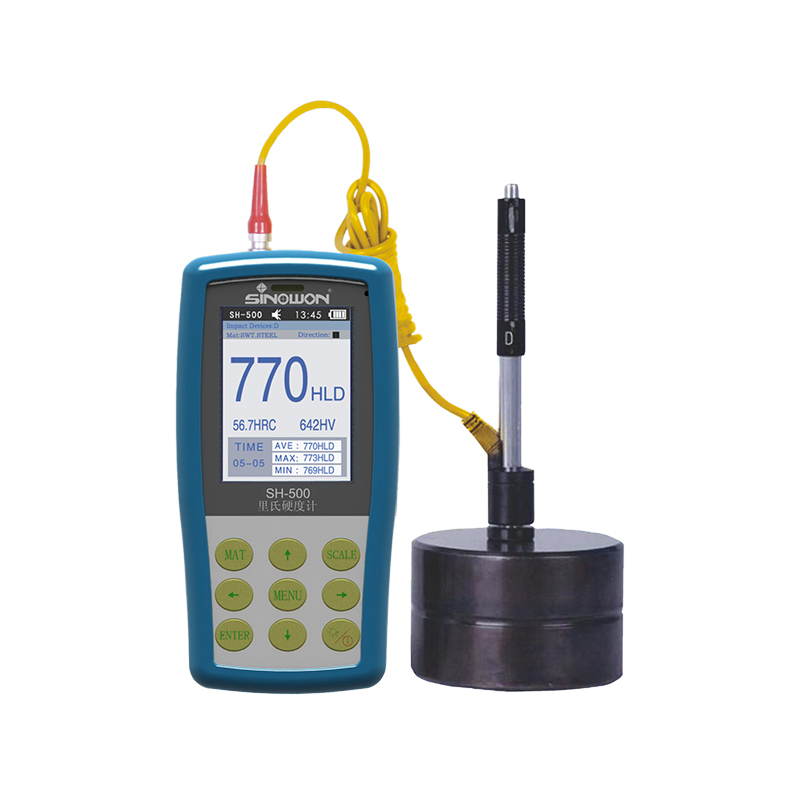 Portable Leeb Hardness Tester  SH-500