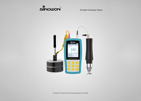 Ultrasonic Hardness Tester_Sinowon181031