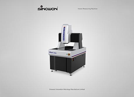 Vision Measuring Machine_Sinowon181031