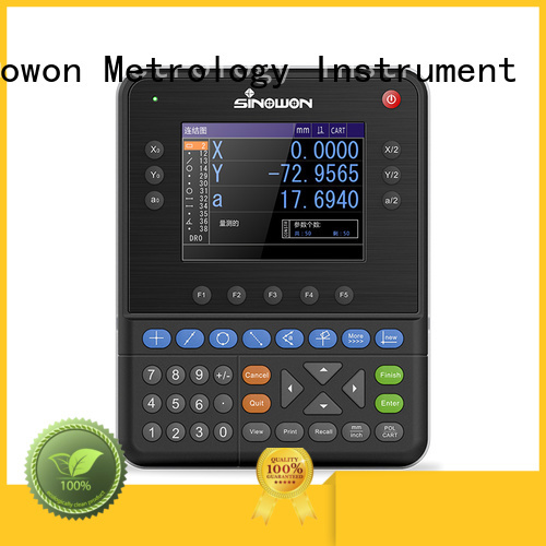 silicone touch button electronic linear scale linear compensation Sinowon company