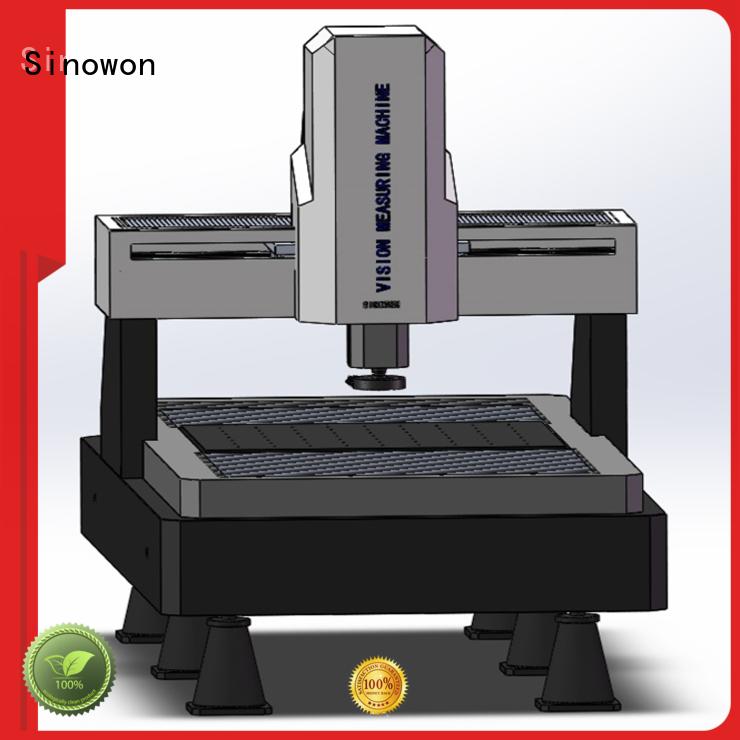 university optical inspection machines measuring Sinowon company