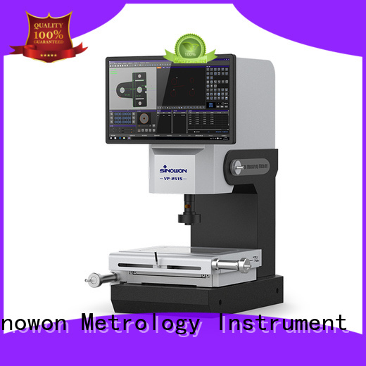 fully usable standard workstage high capacity Sinowon Brand comparator machine factory