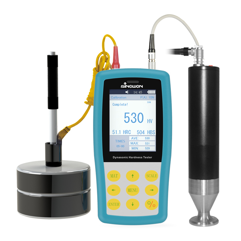 SU400 Dynasonic Hardness Tester