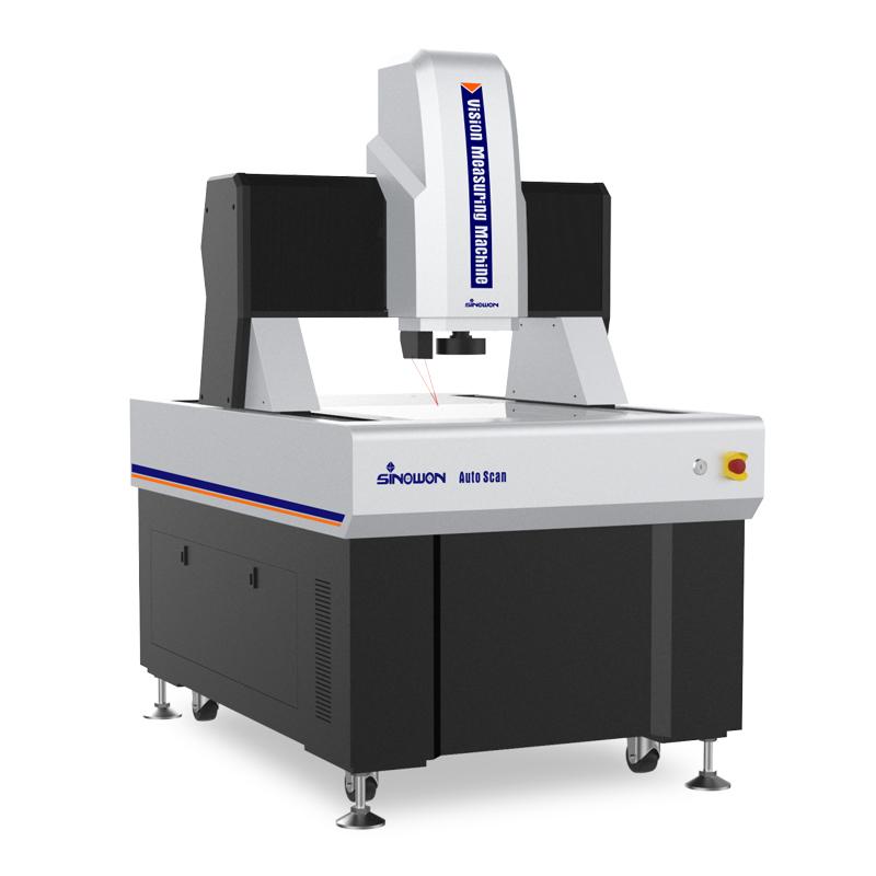 2.5D AutoScan Automatic Vision Measuring Machine