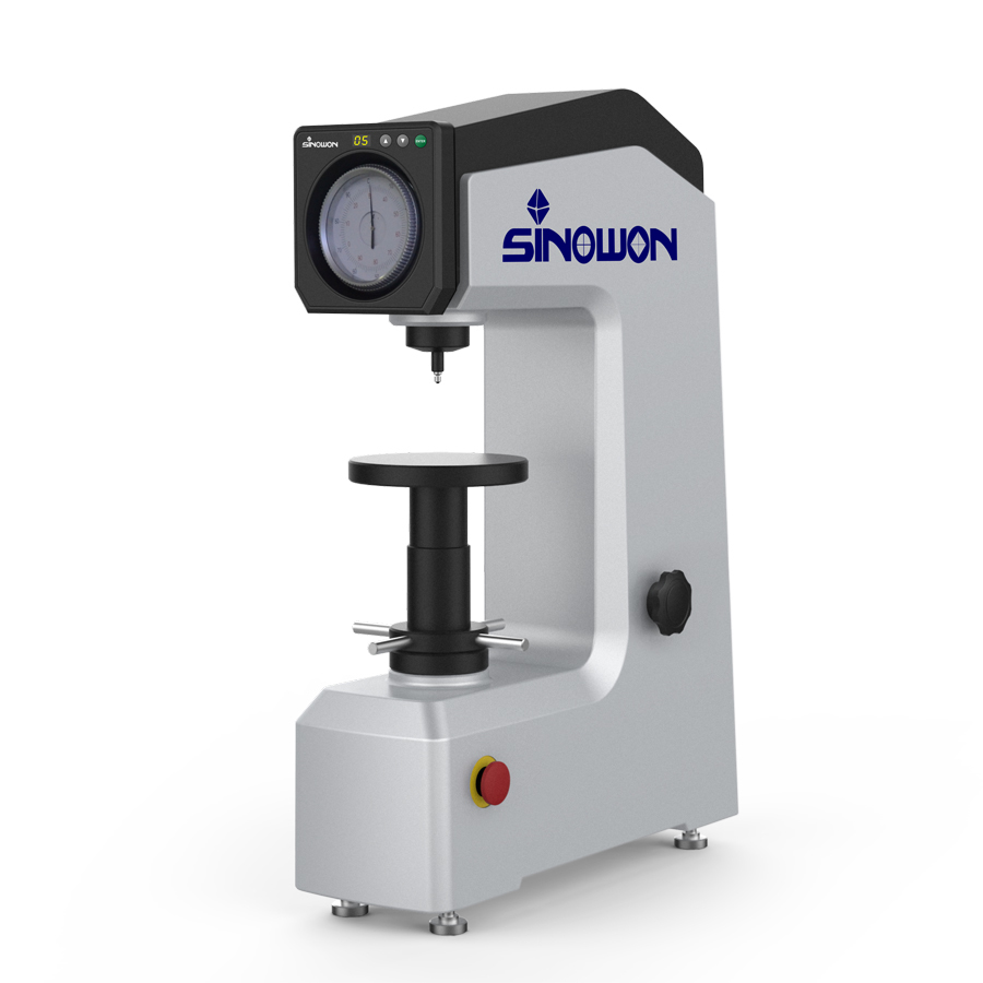 DigiRock MS2 Motorized Superficial Rockwell Hardness Tester