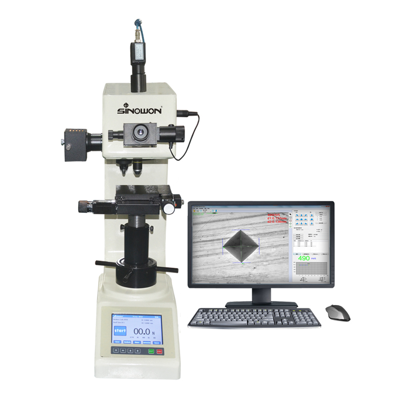 AutoVicky ZHV-A series Automatic Vickers Hardness Tester