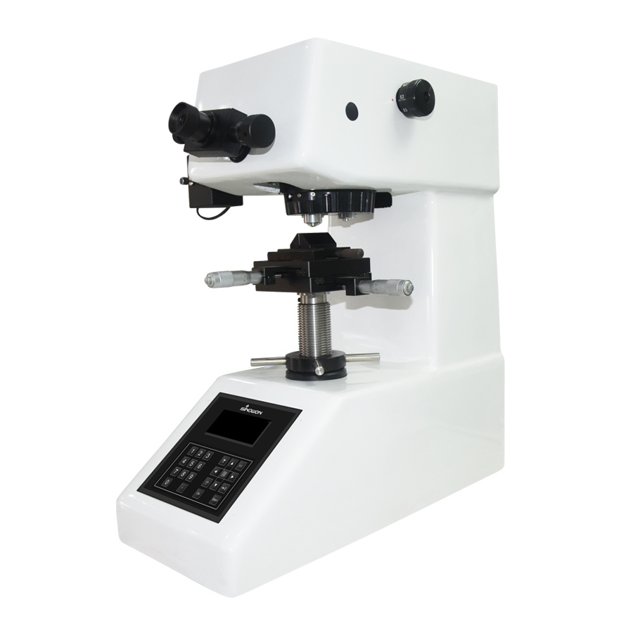 Manual Micro Vickers Hardness Tester HV-1000 Series