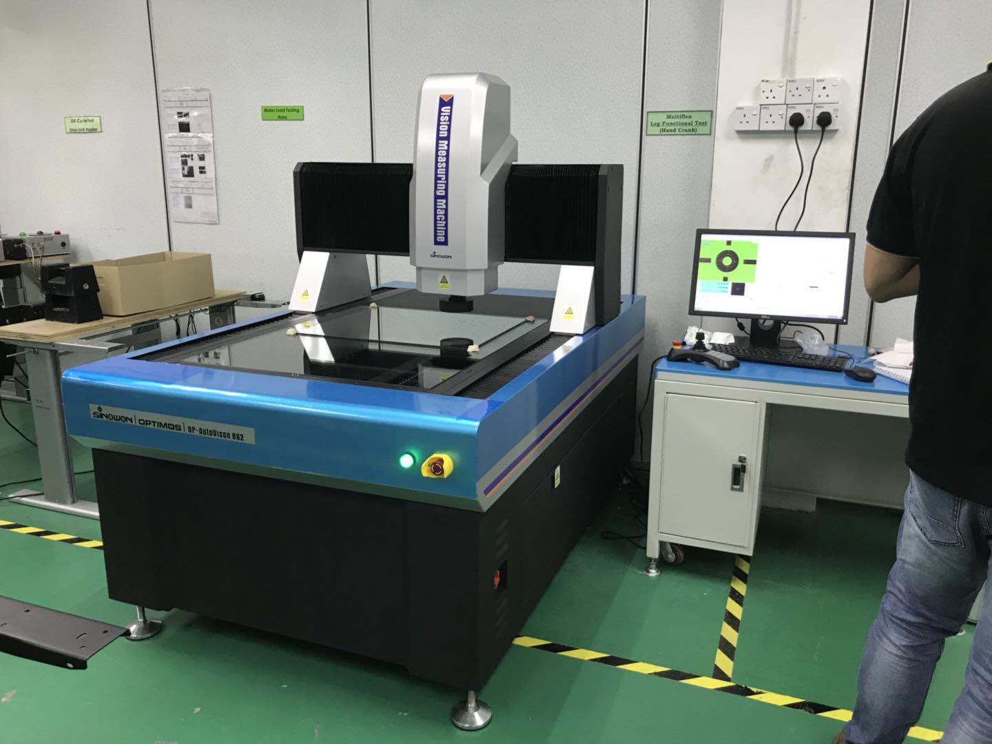 AutoVision862 Automatic Vision measuring Machine