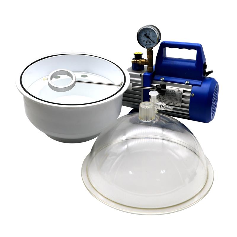 Vacuum Inlaying Machine CMP-250