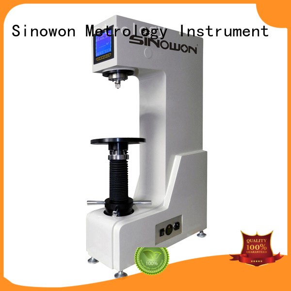 portable hardness digital application of brinell hardness test Sinowon manufacture