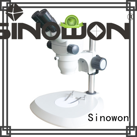 Sinowon Brand geology medical service mechanical industry electronic precision stereoscopic microscope