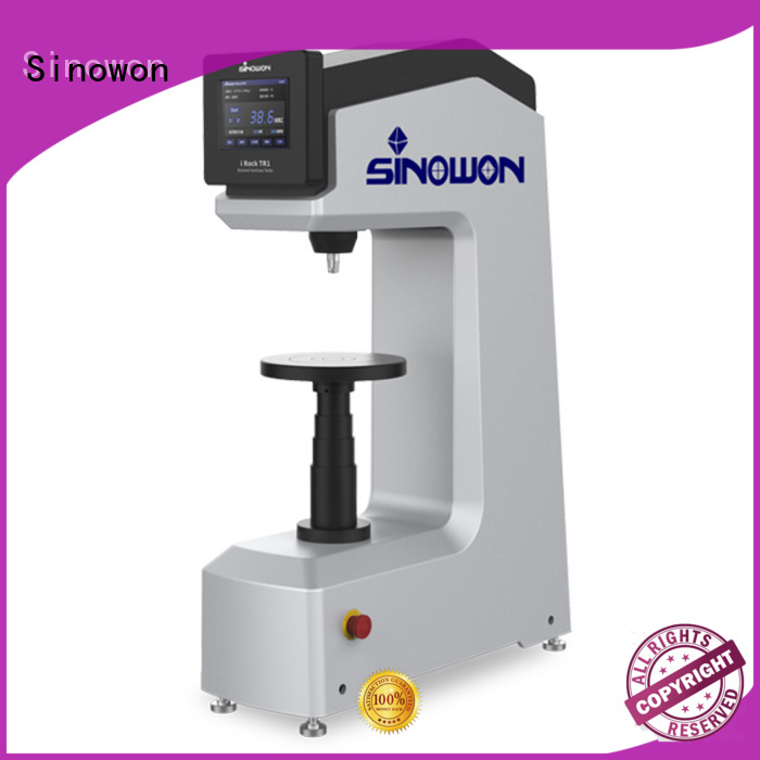 hardness tester price automatic measurement automatic unloading automatic conversion Warranty Sinowon