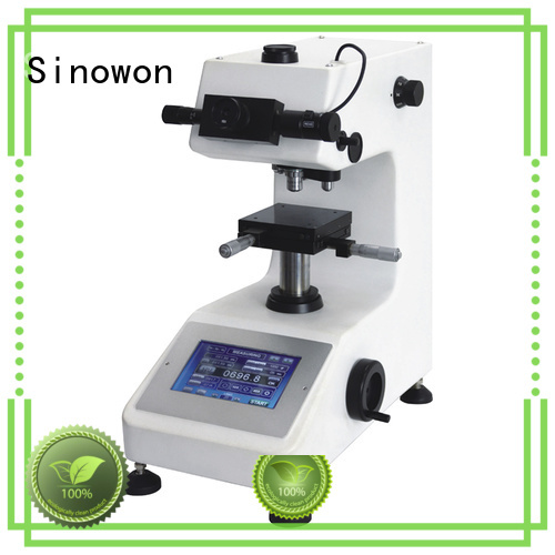 monitor plating fabrication Sinowon Brand micro vickers hardness tester supplier