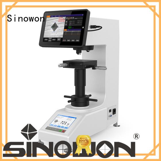 vickers hardness machine measuring hardness high accuracy Vision Measuring Machine monitor Sinowon Brand