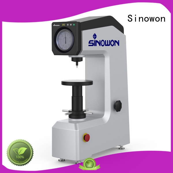 hardness tester price automatic unloading automatic measurement digital rockwell hardness manufacture