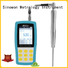 ultrasonic portable hardness tester large LCD display mass storage durometer Automatic vision measuring machine manufacture